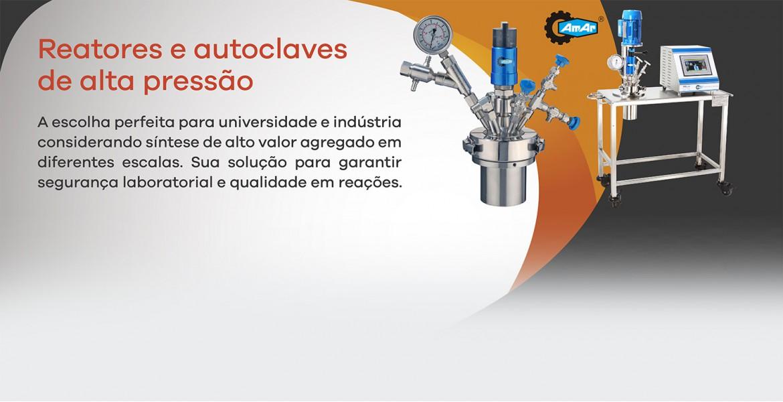 Reatores e Autoclaves