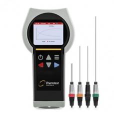 Condutivímetro Térmico Portátil Thermtest de Fonte de Linha Transiente TLS-100