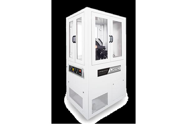 Proto LXRD - Sistema de Medição de Austenita Retida e Tensão Residual por Difração de Raios X (Microarea)