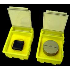 Padrões para Difratometria de Raios X e Fluorescência de Raios X
