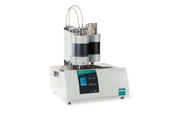 Analisador Térmico Simultâneo Netzsch STA 449 F3 Jupiter