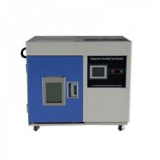 Câmara de Teste de Bancada LIB modelo T-50 para medição de Temperatura e Umidade
