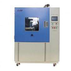 Câmara de Teste de Impermeabilização e Spray LIB para peças automotivas Modelo R-1000JIS projetado conforme a norma JIS D 0203