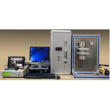 Resistivímetro Digital Avançado para Petrofísica