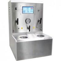 Analisador Ultrassônico de Cimento (UCA) com Controle Automático de Pressão e Células Gêmeas