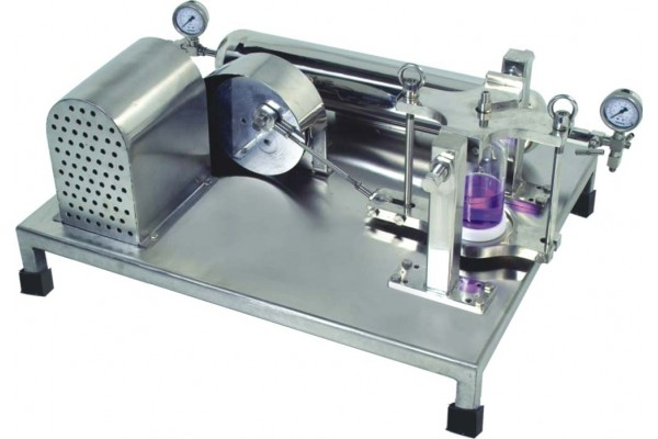 Hidrogenador AmAr