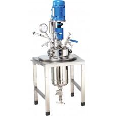 Reator de Alta Pressão com Agitação 10L-100L AmAr Série A3000