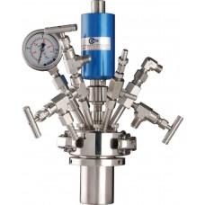 Reator de Alta Pressão com Agitação 25ml-250ml AmAr Série A1000
