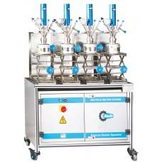 Sistema com Reatores Múltiplos AmAr