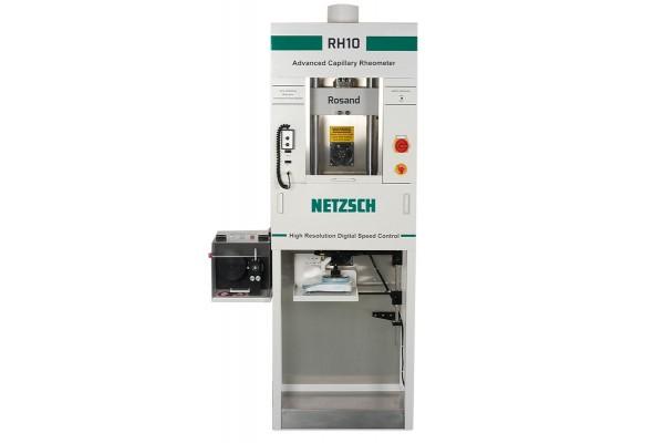 Reômetro Capilar Robusto Netzsch Rosand RH7/10