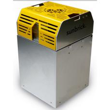 Simulador de Radiação Solar de Ampla Superfície Sunbrick